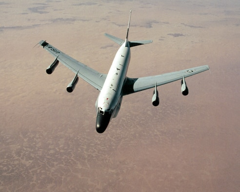 763rd celebrates 30 years of Rivet Joint operations in the AOR