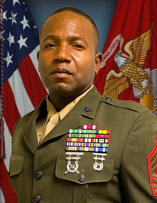 Inspector-Instructor Sergeant Major, 2nd Battalion, 14th Marine Regiment