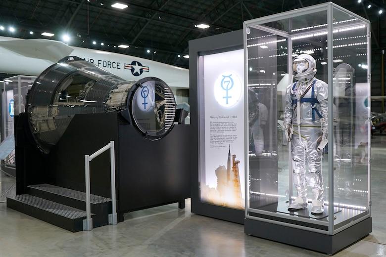 Mercury Space Suit—1963