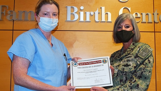 """Navy Medicine has taken me from novice to expert over a 20 year career...""