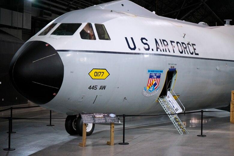 "Lockheed C-141C Starlifter ""Hanoi Taxi"""