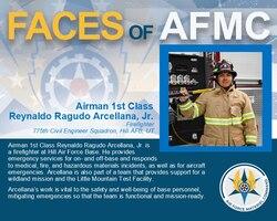 photo of AFMC Airman