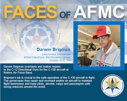 Faces of AFMC photo feature