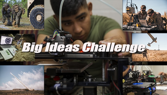 III MEF explores innovative concepts through Big Ideas Challenges