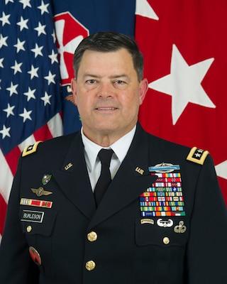 Camp Humphreys - Lt. Gen. Willard M. Burleson III Commanding General, Eighth United States Army