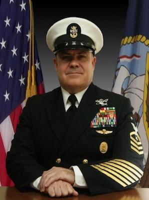 Command Master Chief Stephen Babb
