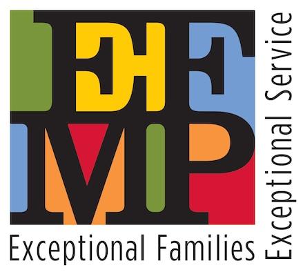 Graphic shows official EFMP logo