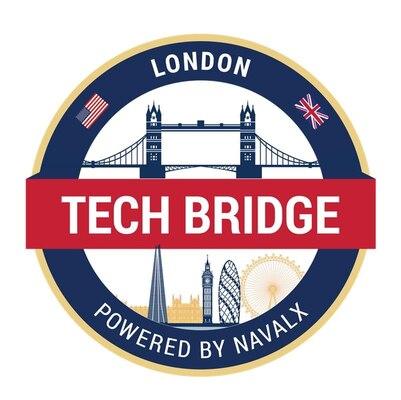 London Tech Bridge seal