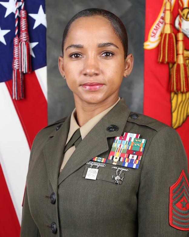 Sergeant Major Tricia Smith-Leavy