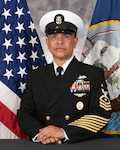 Command Master Chief Francisco Diego