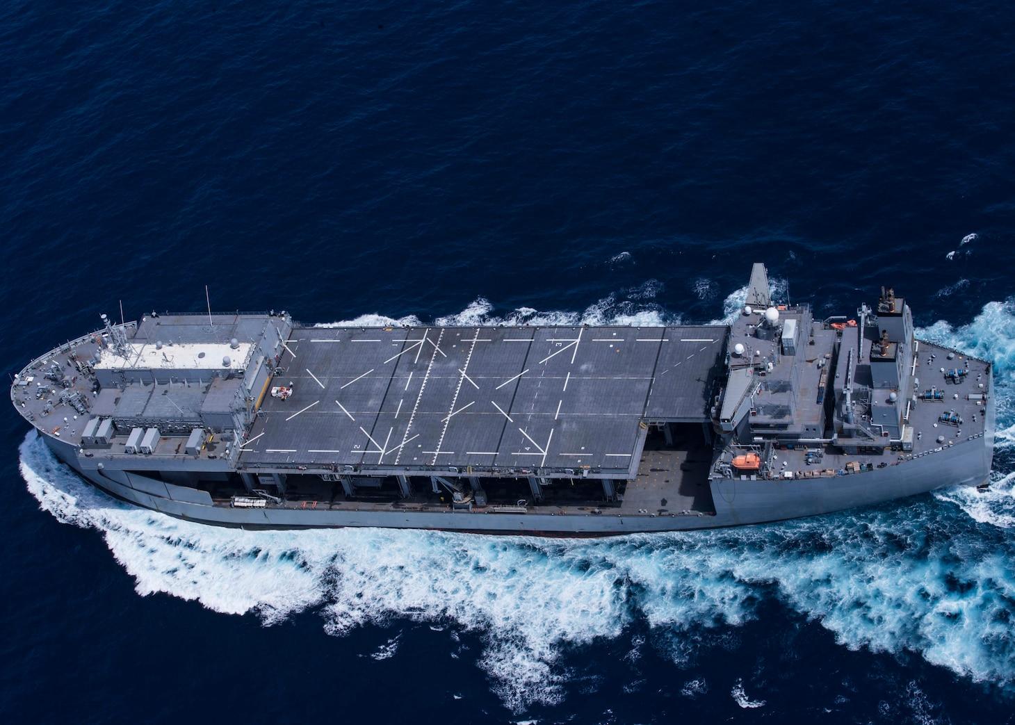 "Expeditionary Sea Base 4, USS Hershel ""Woody"" Williams, USS Hershel ""Woody"" Williams, ESB4, ESB4 HWW, ESB4 USS Hershel ""Woody"" Williams, Nigeria,"