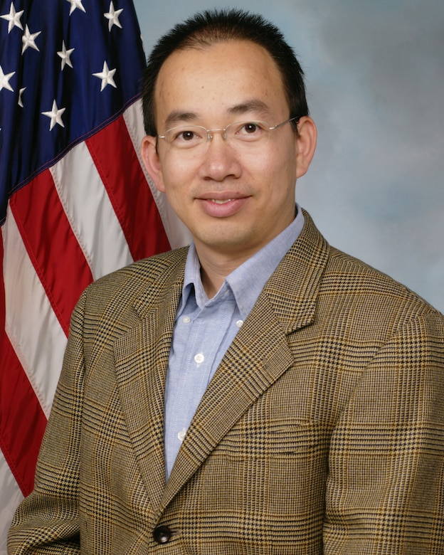 2020 Air Force Research Laboratory Fellow Dr. Khanh Pham. Pham is a senior aerospace engineer in AFRL's Space Vehicles Directorate. (U.S. Air Force photo)