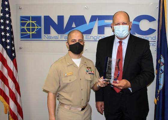 2020 North Carolina Military Business Center Summit Award,