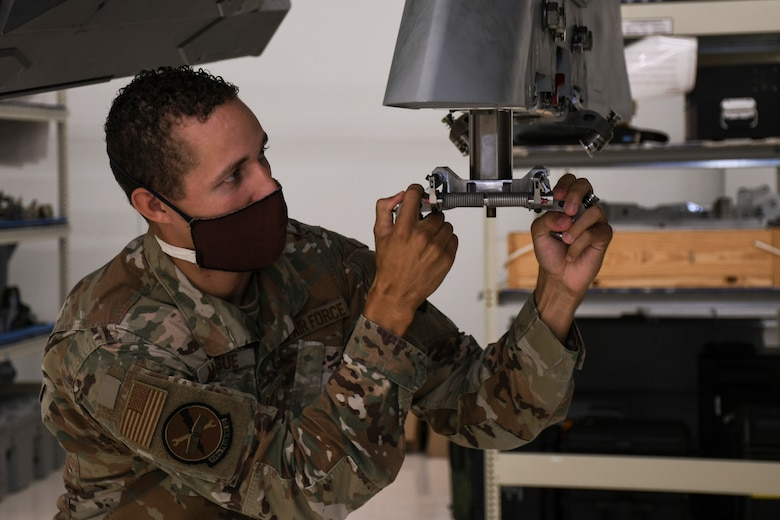 TSgt. Jeremy McKague inspires future generations of Airmen