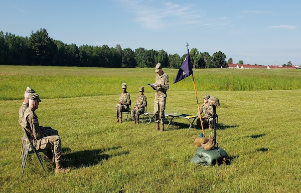 Chaplain dets move to RD, enhance readiness