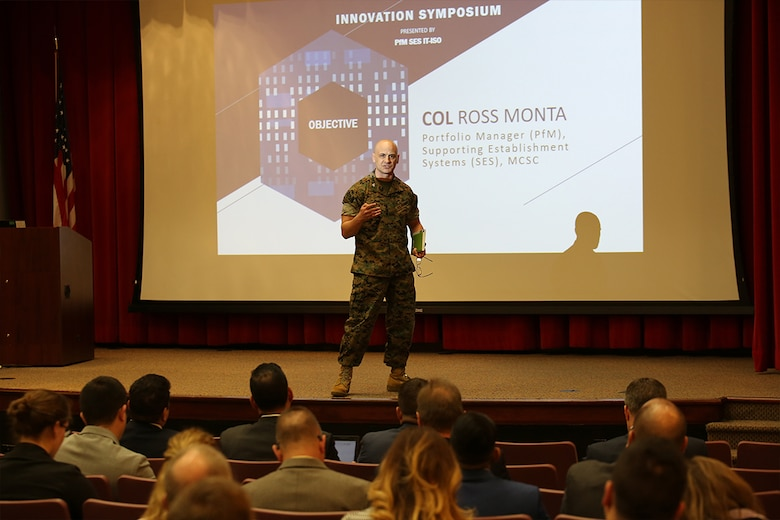 MCSC structural changes enable better naval alignment, acquisition support to Marines