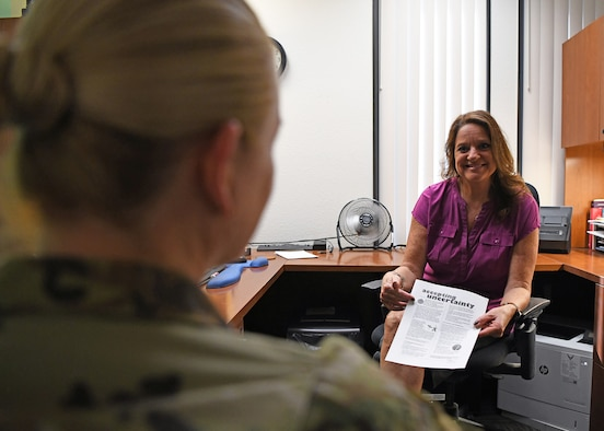 As Airmen, change is constant and often requires immediate transitions with limited flexibility.  When thinking about change, understand that often times, doors close so others can open.