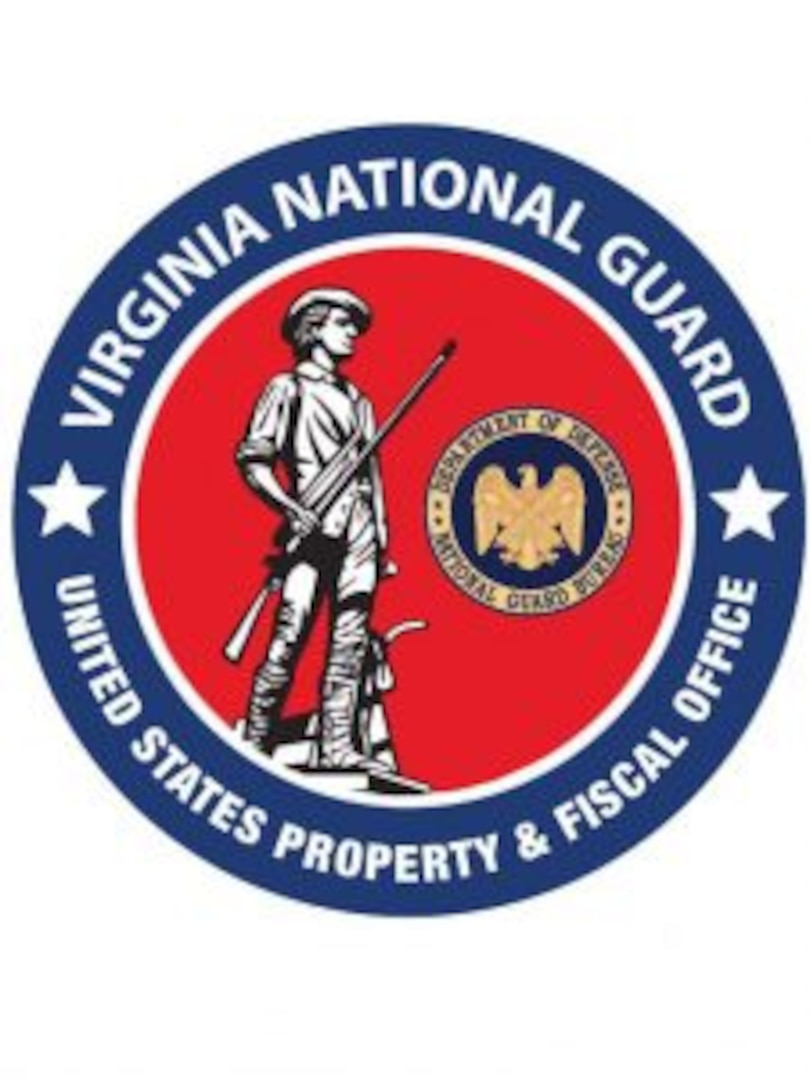 Virginia National Guard USPFO logo