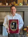 Mr. John Gilbert, Regional Audit Manager in Central Region, is this year's recipient of the William B. Petty Award.