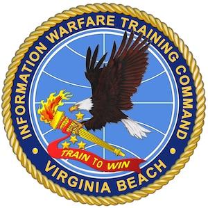 Information Warfare Training Command Virginia Beach Command Logo