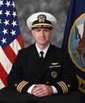 Commander Nelson Keyser