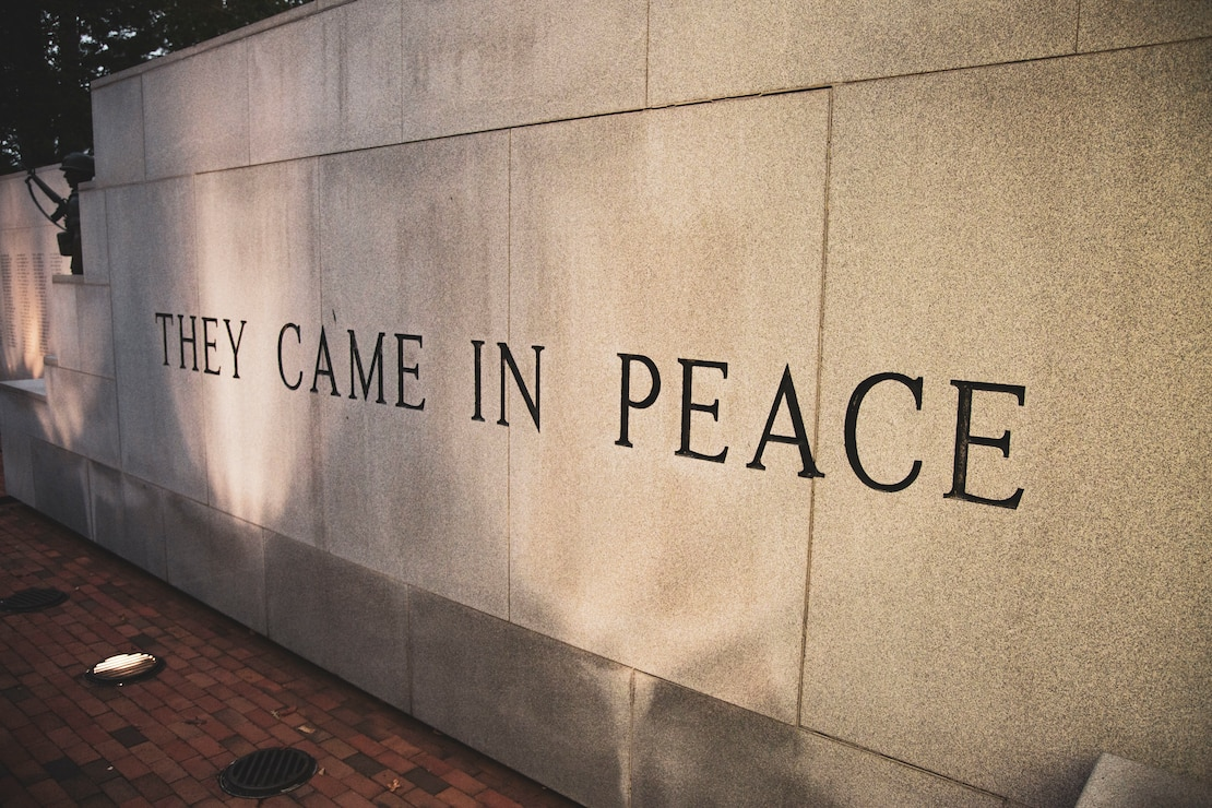 Marine Corps Base Camp Lejeune and the city of Jacksonville will be hosting a virtual Beirut Memorial Observance ceremony at the Beirut Memorial in Jacksonville, North Carolina, Oct. 24, 2020.