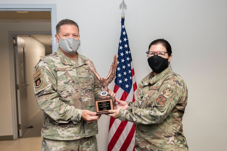 Inspector General Team Propels Wing – Earns Two Higher-Headquarters Awards