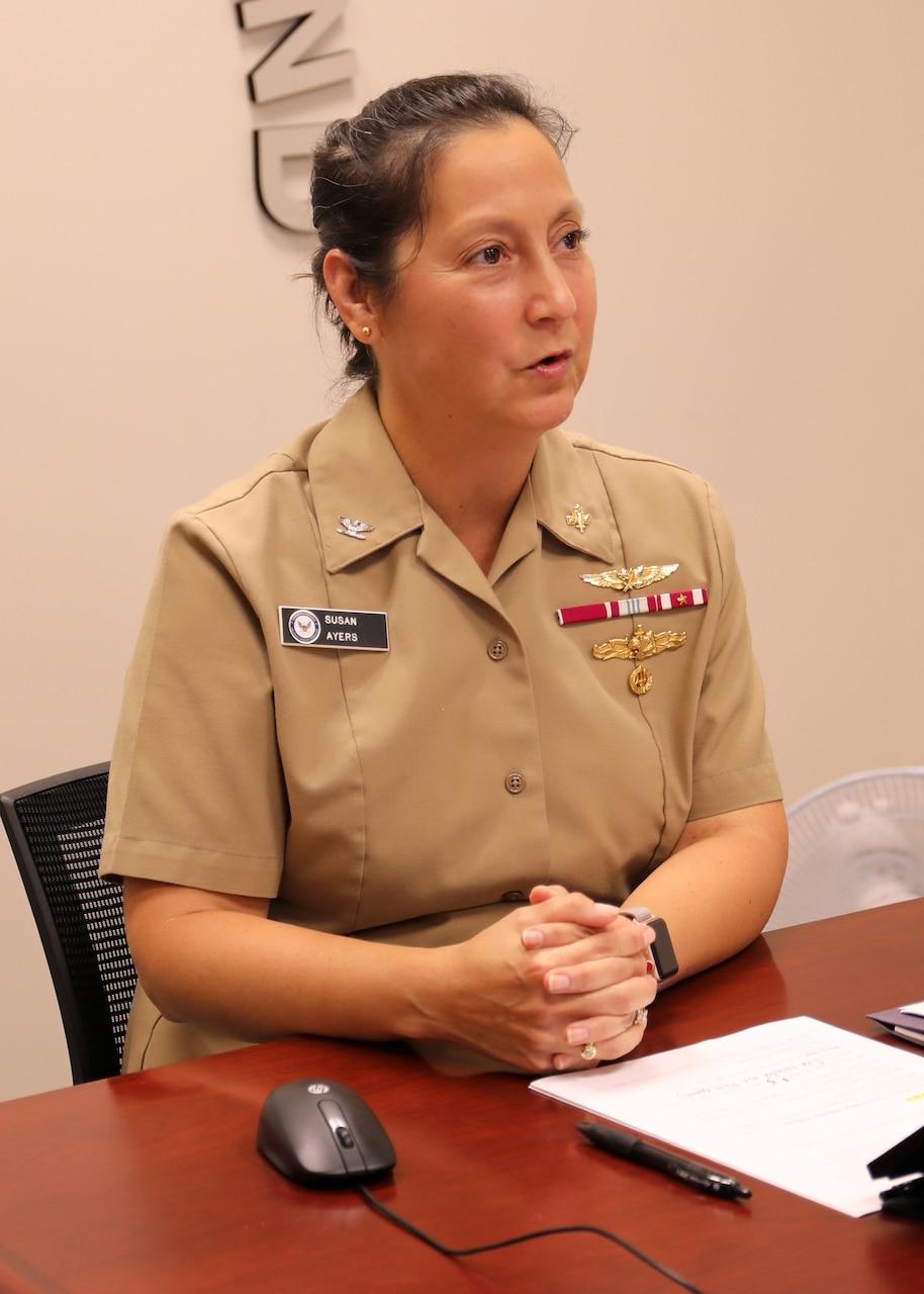 Capt. Susan Ayers