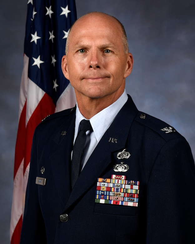 Col. Gregg. G. Biddle, 180th Fighter Wing Mission Support Group Commander