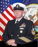 Command Master Chief Donald W. Ates