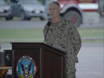 SOUTHCOM commander visits Soto Cano AB