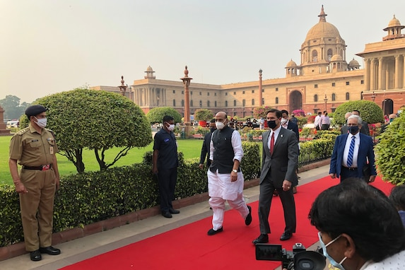 India, U.S. Begin Meetings in New Delhi