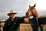 Retired Col. John Russell, who was the oldest living Olympic medalist, respected international equestrian rider and coach, and World War II veteran, passed away at the age of 100 in his home in San Antonio Sept. 30.