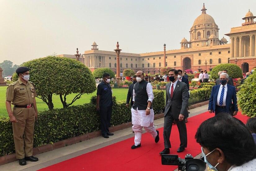 India, U.S. Begin Meetings in New Delhi