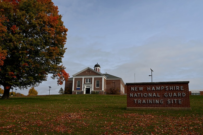 The New Hampshire National Guard Training Site in Center Strafford rests on a sprawling 100-acre lot that was formerly a scholastic academy built in the early 1900s.