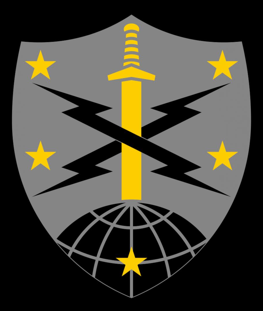 91st Cyber Brigade Unit Patch