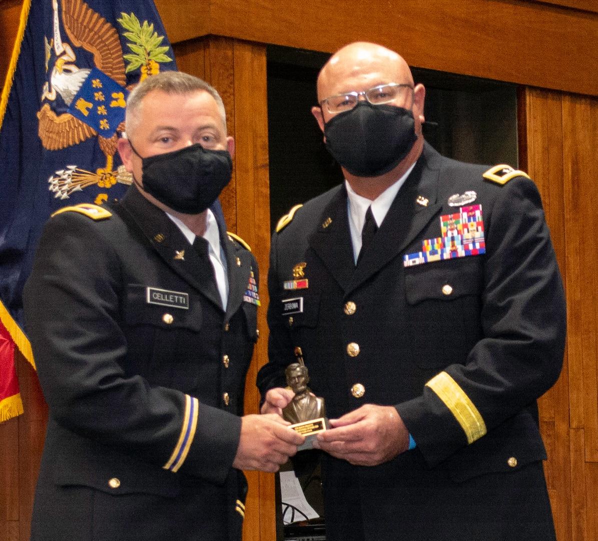 Lt. Col. Jason Celletti, of Springfield, Illinois