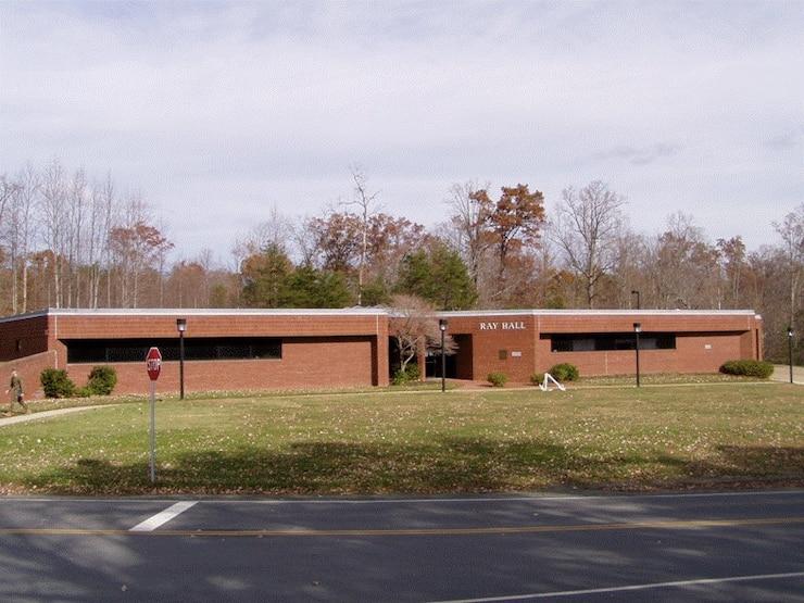David R. Ray Branch Health Clinic (The Basic School)