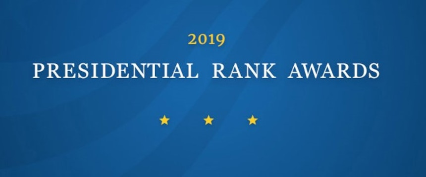 Presidential Rank Awards graphic