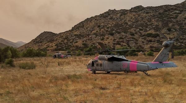 HSC 3 Firefighting