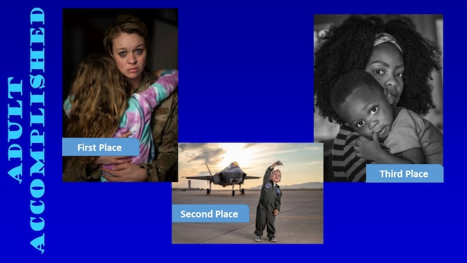 Congratulations to the 2020 Air Force Art Contest winners, adult accomplished.