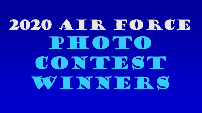 Air Force photo contest winners highlight family theme