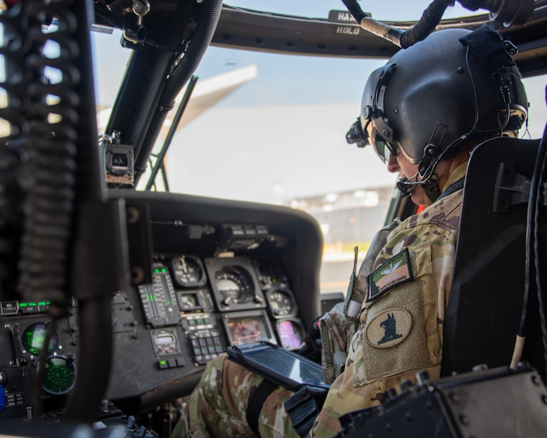 Command Chief's plan to support Airmen takes flight