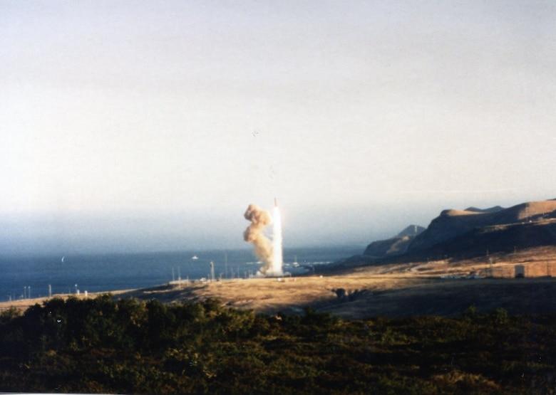 MMIII test launch