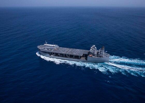ESB 4 in the Atlantic Ocean