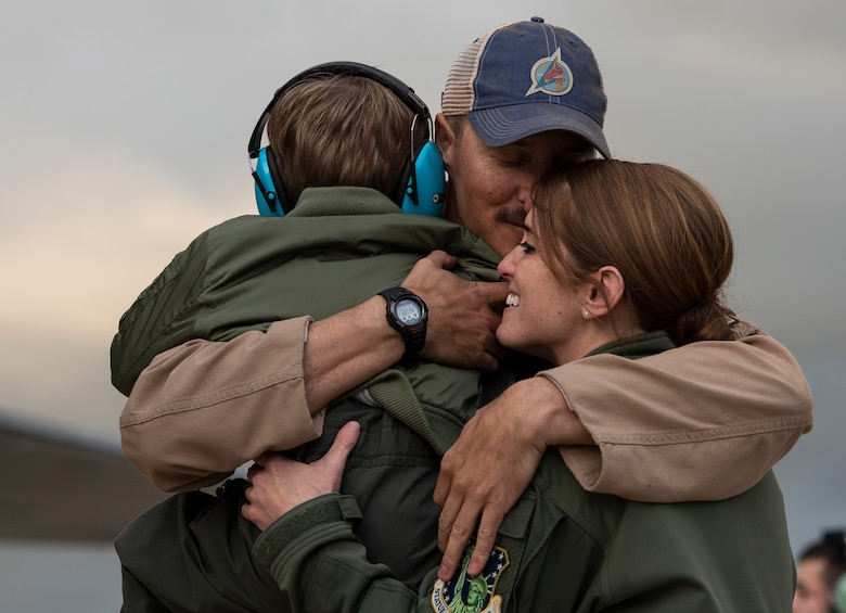 48th FW welcomes home deployers