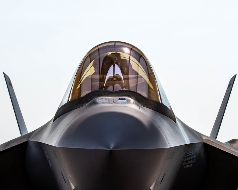 Royal Netherlands Air Force F-35 mission at Luke AFB