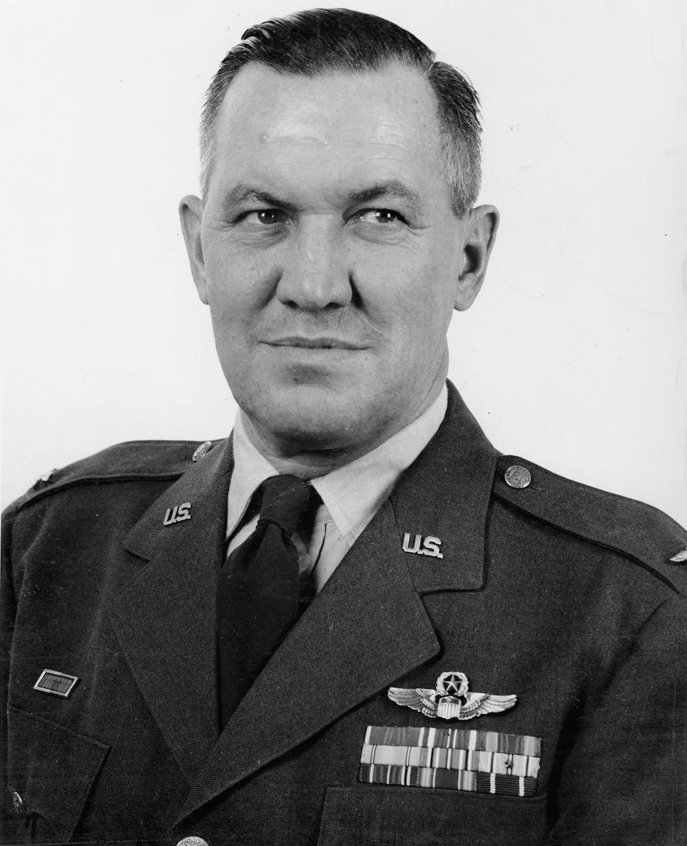 This is the official photo of  Brig. Gen. Winslow Morse.