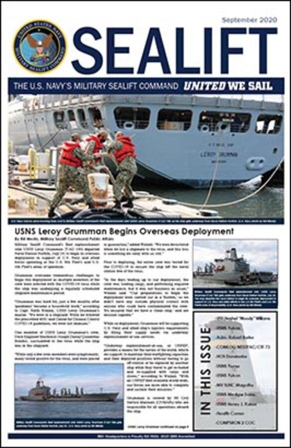 Sealift Magazine