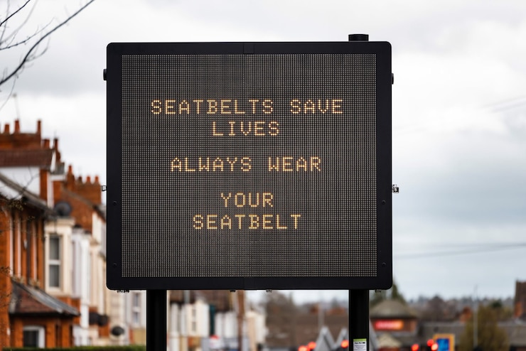 Since 1975, seat belts are estimated to have saved 374,276 lives, with 14,955 saved in 2017 alone.